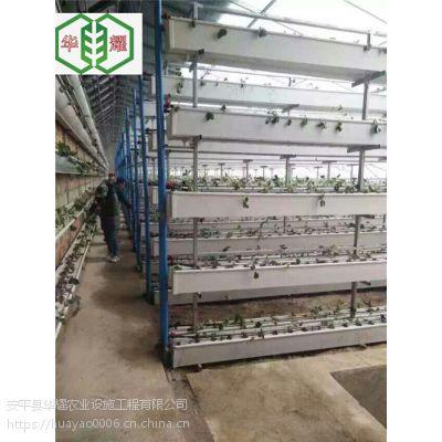 蔬菜立柱式无土栽培架制造流程