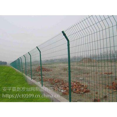 道路护栏网生产.公路护栏网多少钱.双边丝防护网