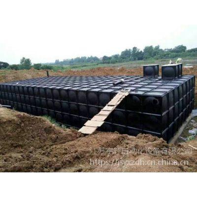 宇轩HBP-XBF智能型地埋消防水池供水泵站定制
