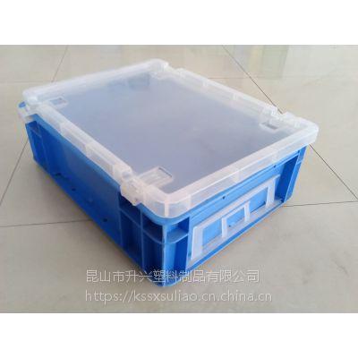 供应塑料周转箱EU4311 400*300*120 普通款