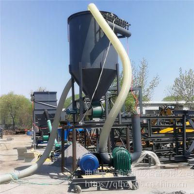 水泥粉用负压气力输送机 兴运粮食入库用吸粮机
