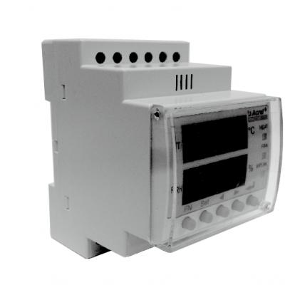 安科瑞智能型温湿度控制器WHD10R-11 导轨式安装