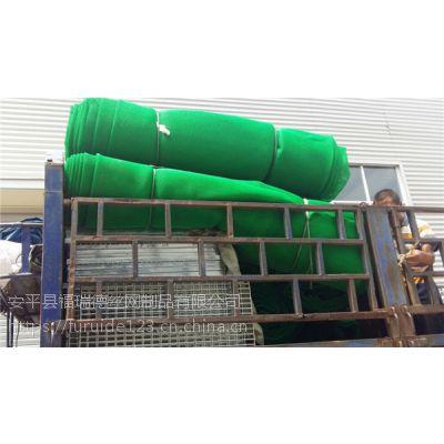 400克绿色聚乙烯柔性阻燃防尘网现货批发