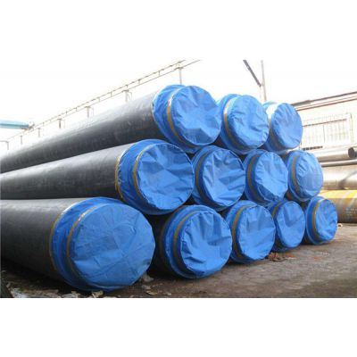 鼎固采用整体式钢套钢蒸汽保温管施工作业