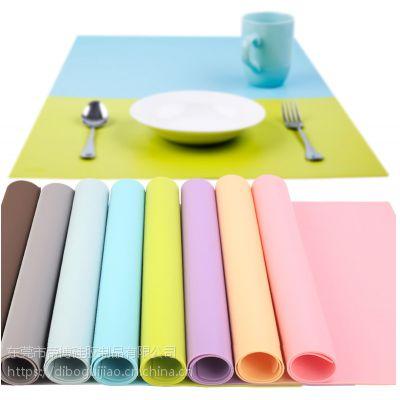 餐垫选择,硅胶餐桌垫片到底好不好?