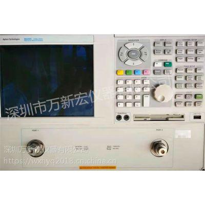 万新宏 专业维修 N5230A维修分享