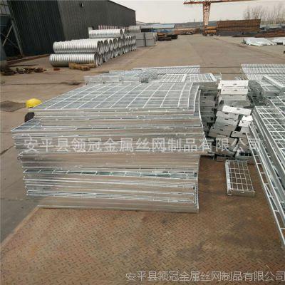 新疆喀什钢格栅板 喀什热镀锌钢格栅板水沟盖板供应 喀什平台钢格栅板325/40/100