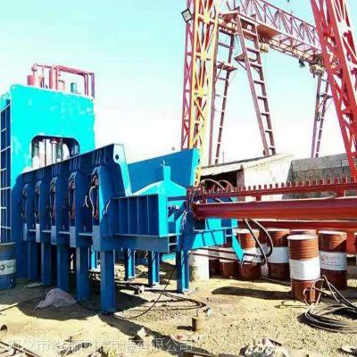 河北废料剪切机技术参数1000吨|华源多功能液压废钢废铁金属剪断机
