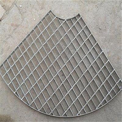 镀锌异形钢格板规格 镀锌钢格板厂家直销 天桥走道平台钢格栅板