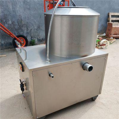 电动紫薯番薯去皮机 多功能削皮机 大型清洗机