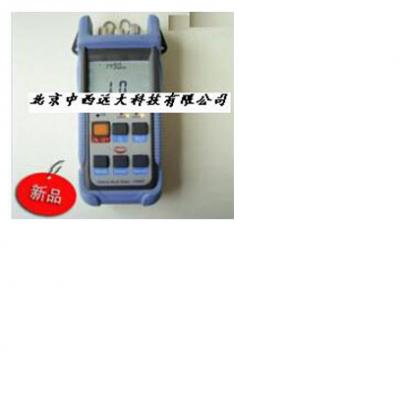 中西 便携式三合一光纤损耗测试仪/光万用表 型号:SWK6-ADN-550库号:M325038