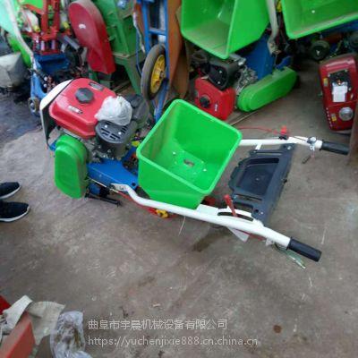 玉米大豆施肥趟地机 汽油独轮多功能耘耕机 大豆播种机