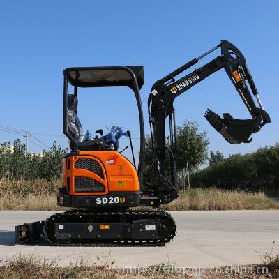 适合出租的小型挖掘机 能挖树坑微型挖掘机价格 小勾机
