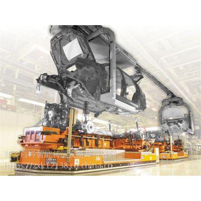 10吨agv磁导航自动化无轨电动平车重型铸件搬运车非标定制