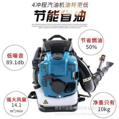 高压风力吹风机 汽油吹雪机生产厂家 富鑫牌