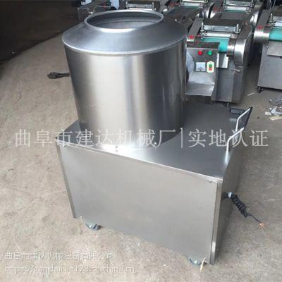 供应大型土豆去皮机红薯脱皮机小型不锈钢土豆磨皮机价格