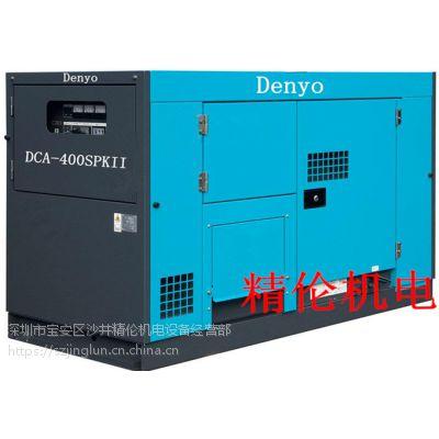 电友发电机DCA-300SPK3保养配件