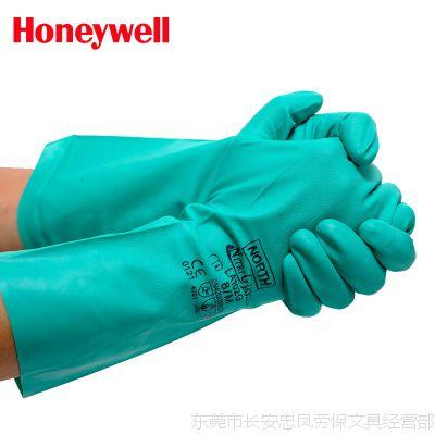 2094831|斯博瑞安防化手套|丁晴防化手套|耐油手套|耐酸碱手套