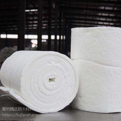 含锆型硅酸铝针刺毯/硅酸铝保温毡价格