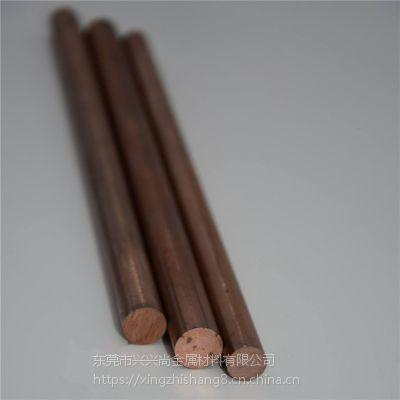 电极钨铜合金 W75电触头触点专用钨铜棒 板块 规格可零切割