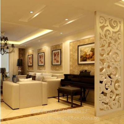 广东厂家专业定制门面形象墙室内背景墙玄关隔断通花板