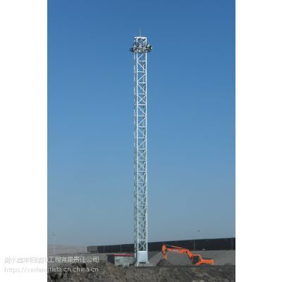 升降式投光灯塔制造厂家