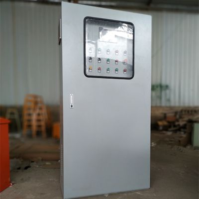 泉山区喷灌用水PLC自动手动一体节能变频柜