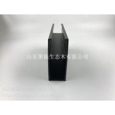 淮安生态木40*100方通吊顶防火防水吗