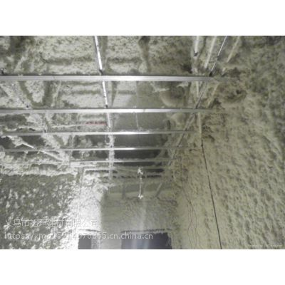 电梯井无机纤维喷涂材料价格