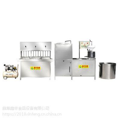 2018豆腐机价格全自动豆腐机新设备正在热销