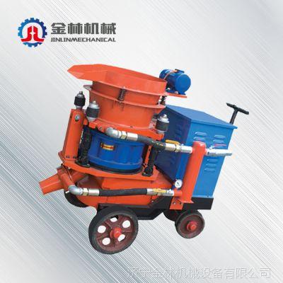 中国山西太原新品促销 pz-7喷浆机 矿用防爆干式喷浆机
