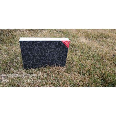 中正 科美 有釉面发泡陶瓷板 A1防火外墙保温一体板 珍珠岩保温板