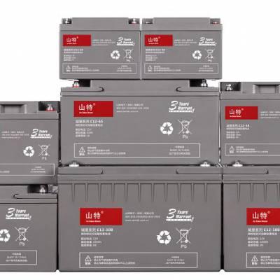山特UPS蓄电池山特C12-65电池山特12V65AH铅酸电池