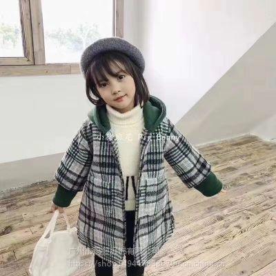 18爆款品牌童装【小猪班尼】女童时尚百搭外套 中小童休闲外套 款式多样 现货直销
