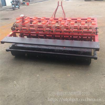 普航大蒜播种机小麦播种机 省种子出苗均匀精播机价格 拖拉机喷药覆膜机