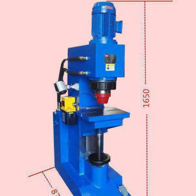 汽车玻璃升降引器铆接机 汽车零件铆接机 LJM12