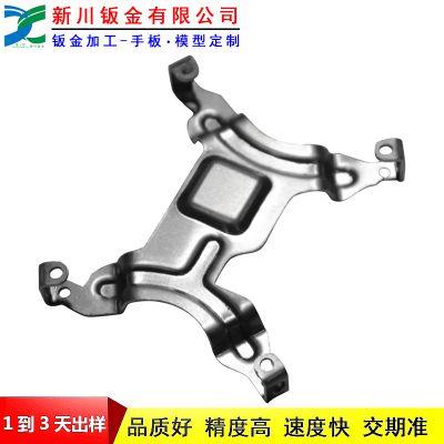 新川厂家直供xcbj08091201热轧板支架钣金加工定制