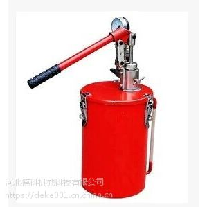登封水泥手动灌浆机进口注浆机/高压灌浆机 DH强烈推荐