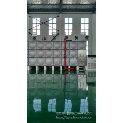 供应宇轩地埋消防水箱的工厂