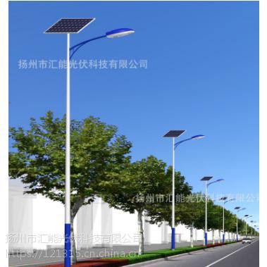 工厂直销4米6米道路照明灯 定制各种款式led新农村专用太阳能路灯