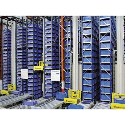 制造业自动化立体库主要功能模块