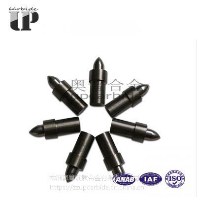 YG8标准型硬质合金热熔钻耐磨耐冲击 钨钢钻头 快速钻孔 热熔钻 钨钢冲模模芯 硬质合金轴套衬套