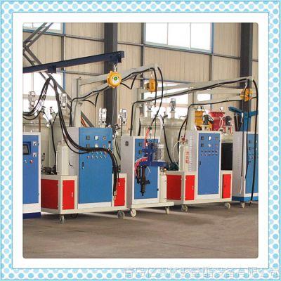 聚氨酯低压发泡机 高性能高回弹聚氨酯PU发泡机