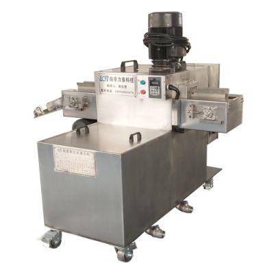 定制工业机器人接料装置 力泰去氧化皮设备