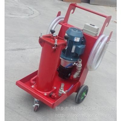 HYDAC加油小车OFU10P2N2B05B滤油机
