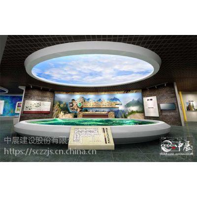 泸州博物馆设计 四川博物馆设计公司