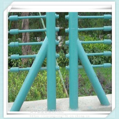 高锌钢绞线@钢绞线护栏价格@钢绞线防护栏产品