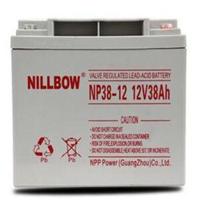 NILLBOW力宝蓄电池 NP65-12 力宝蓄电池 12V65Ah价格 参数及详细说明