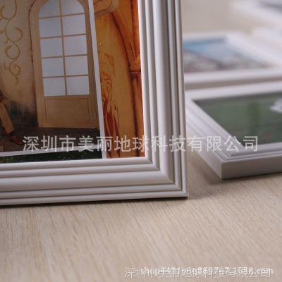 婚纱影楼9框九宫格DIY可放自己照片组合相片墙照片墙