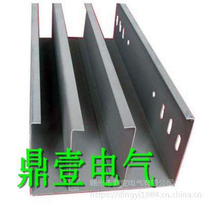 广西厂家直销广东泉州全国发货隔板式桥架300*100质优价廉